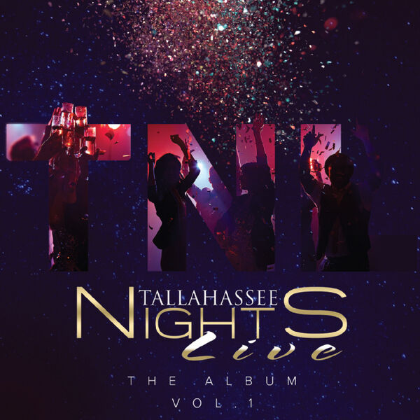 Cover art for Tallahassee Nights Live, Vol. 1